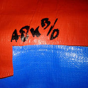 Paling Murah Terpal A8 Korea Biru Orange (23583107) di Kab. Sidoarjo