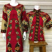 Sepasang Dress Batik