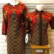 Dress Batik Sepasang