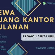 Sewa Murah Ruang Kantor Bulanan Bandung Timur (23594639) di Kota Bandung
