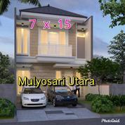 Brand New House Modern Minimalis At Mulyosari Utara, Surabaya (23596967) di Kota Surabaya