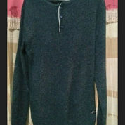 Navy Sweater Rajut Bebas Tawar H (23601711) di Kab. Bandung
