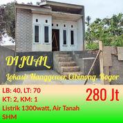 Rumah Kavling Ready Stock Murah Bisa Angsuran Langsung Ke Pemilik Cibinong (23605463) di Kab. Bogor