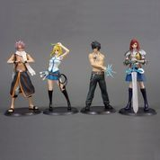 ACTION FIGURE FAIRY TAIL