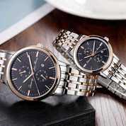 Jimshoney Timepiece 8138 - Jam Tangan Couple