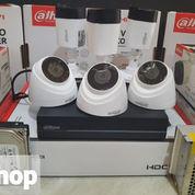 PASANG CCTV DAHUA 8 CAMERA 2MP GARANSI 2 TAHUN