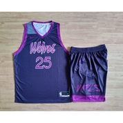Baju Jersey The City Wolves