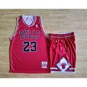 Jersey Bulls Hardwood Classics