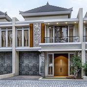 Rumah 2 Lantai Nuansa Bali Dekat Pintu Tol Cijago Depok (23632227) di Kota Depok