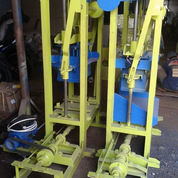 Mesin Cetakan Batako/Paving Manual Getar