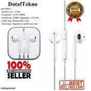 Earphone Handsfree Iphone Earpods White (23638055) di Kota Jakarta Timur