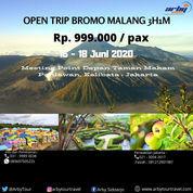 OPEN TRIP MURAH BROMO BATU MALANG SURABAYA DARI JAKARTA (FASILITAS LENGKAP)