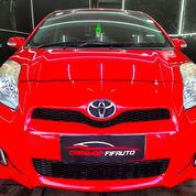 Toyota Yaris 1.5 E AT 2012 Merah