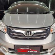 Honda Freed 1.5 SD AT 2014 Silver Metalik