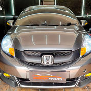 Honda Mobilio 1.5 E CVT AT 2014 Abu Abu