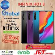 Infinix Hot 8 Ram 4/64 Garansi Resmi 100%