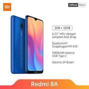 Xiaomi Redmi 8a Ram 2/16 Garansi Resmi 100%