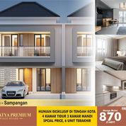 Rumah Modern Minimalis Di Tengah Kota The Aryasatya Premium Sampangan
