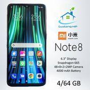 Xiaomi Note 8 Ram 3/32 Garansi Resmi