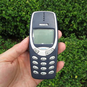 Hape Jadul Nokia 3310 Seken Mulus Kolektor Item