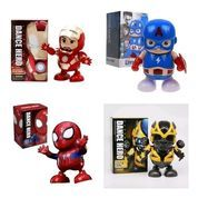 Robot Dance Iron Man /Spiderman/ Bumblee (23661595) di Kota Surakarta