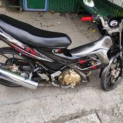 Motor SUZUKI Satria FU Thn 2010 Hitam Istimewa