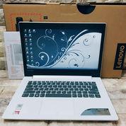 Laptop Lenovo Ideapad 320 Amd A4 Putih Bersih