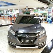 Hrv E Cvt At 2016 Grey Honda