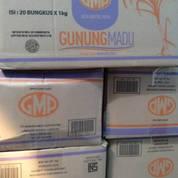 Gula Pasir GMP Kemasan 1 Kg 1 Dus Isi 20 Pcs Dan Gula Lainnya (23667531) di Kota Jakarta Selatan