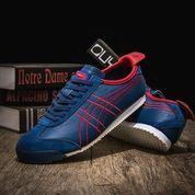 Sepatu Asics Onitsuka Tiger Mexico 66 Blue Red (23670995) di Kota Bandung