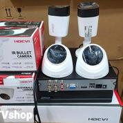 CCTV Harga Terbaik Garansi Selama 2 Tahun / CCTV Dahua Full HD Original Paket 4 Camera + Pasang