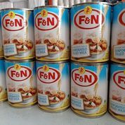 Susu F&N Evaporasi Evaporated Milk 380 Gr Isi 48 Kemasan Dan Susu Lainnya