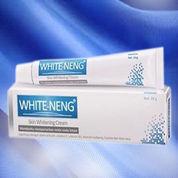 Cream White Neng Flek Kabur
