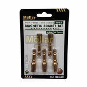 Kunci Roofing - Kunci Rofing - Magnetic Hex Nut - Mata Bor Kunci Sok Rofing