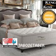 KASUR SPRING BED KING KOIL Grand Diamond 160x200 , KONDISI BARU ,HARGA PABRIK ( Kasur Nya Saja )