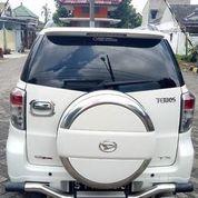 2012 Daihatsu Terios TX Manual