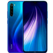 Xiaomi Redmi Note 8 4/64gb Baru (Bukan Second) Neptune Blue (23682547) di Tambun