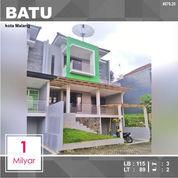 Rumah Furnished Luas 89 Di Abdul Gani Bawah Kota Batu Malang _ 070.20 (23687291) di Kota Malang