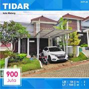 Rumah Luas 105 Di Bridge Town Tidar Kota Malang _ 071.20 (23687671) di Kota Malang