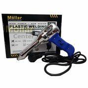 MOLLAR Heat Hot Air Gun 400 Low Watt Plastic Welding Torch Sellery