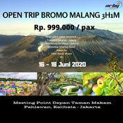 OPEN TRIP BROMO MALANG 3D1N (23693423) di Kab. Sidoarjo