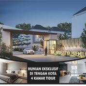 Rumah Ready Berkonsep Modern Di The Aryasatya Premium Sampangan