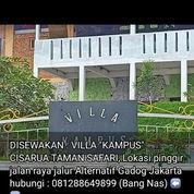 PENGINAPAN VILLA TAMAN SAFARI BOGOR. (23702863) di Kota Bogor