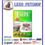 Makanan Kucing Excel 20 Kg - Dry Food Karungan Murah 20kg / Cat Food