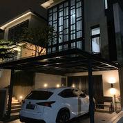 Rumah Mewah Full Furnish Cluster LanceWood Nava Park Bsd City Tangerang (23709755) di Kota Tangerang