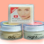 Cream Muka Glowing Dr Pure