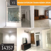 Rumah Intercon Taman Kebon Jeruk, Jakarta Barat, 275 M, 1 Lt, SHM