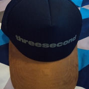 Topi 3second Navycoklat