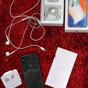 Iphone X 256GB Fullset