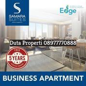 Business Apartemen Samara Harga 3,177 M